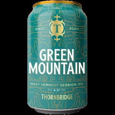 Thornbridge 'Green Mountain' Session Pale Ale