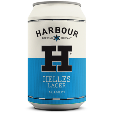 Harbour Brewing Company Helles Lager