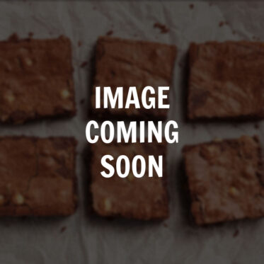 Luxury Salted Caramel Brownie (Serves 4)