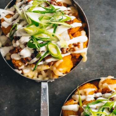 Chilli Cheese Totchos (Serves 2)