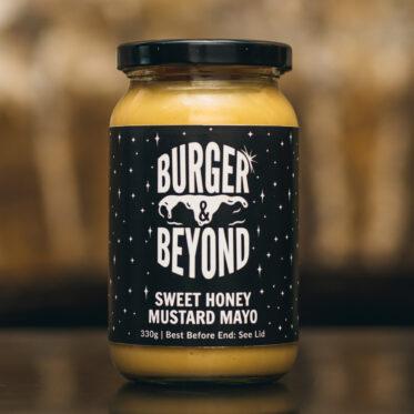 Sweet Honey Mustard Mayo